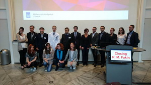 Lecture symposium @ University of Zurich hospital
